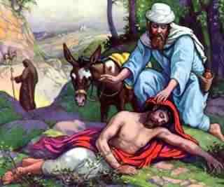 Faith and Works of the Good Samaritan