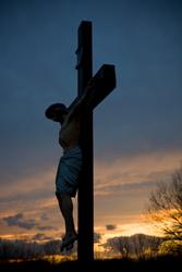 Plan of Salvation - Jesus on the Cross
